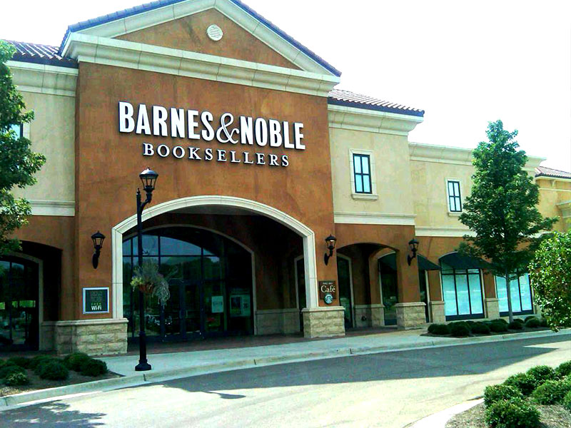 Information & Events Barnes & Noble store is located in Annapolis Harbour Center, Solomons Island Road,Annapolis, Maryland