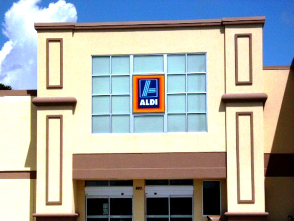 Aldi Food Market