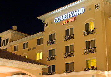 Courytard Marriott